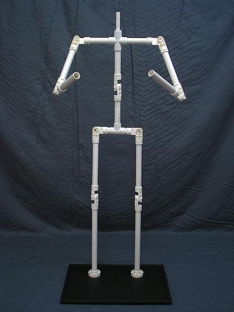 Single spine body hardware kit