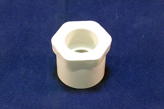 "1"" to 1/2"" Pipe Reducer Fitting"